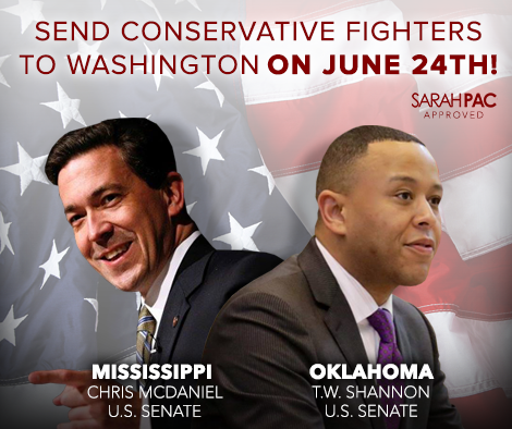 send conservatives