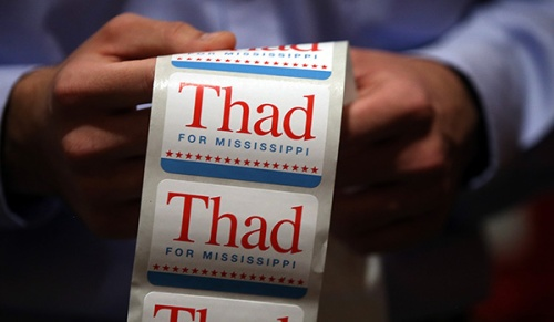 Thad For Mississippi