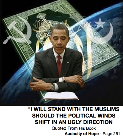 Obama Stand With Muslims