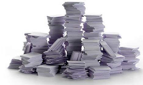paper-piles