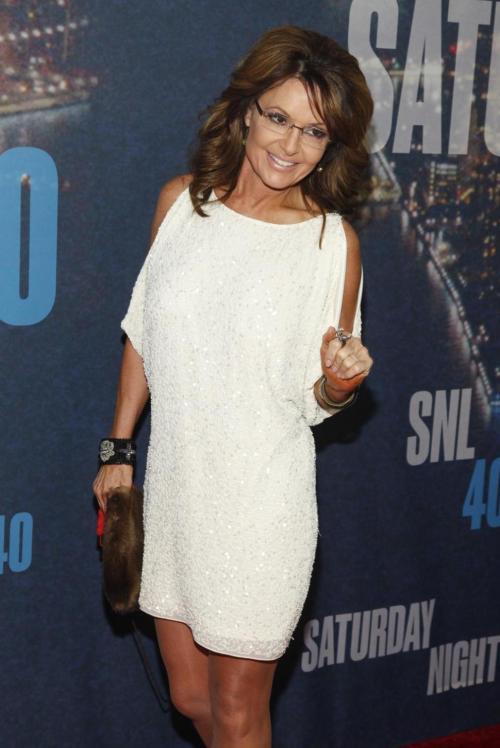 Sarah Palin SNL 40 1