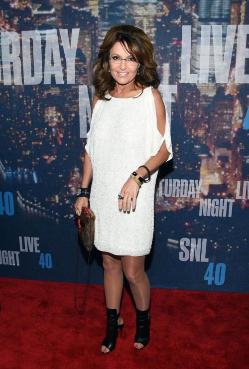 Sarah Palin SNL 40 2