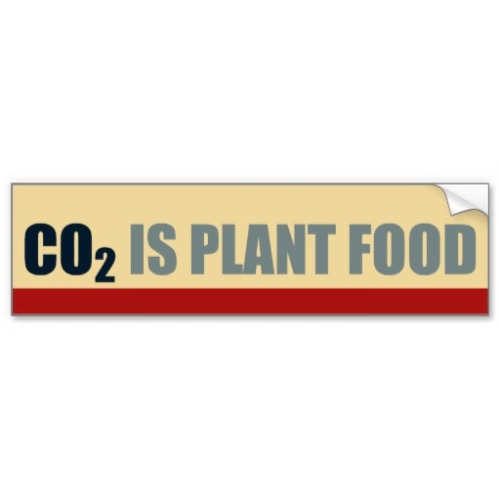 CO2 is Plant Food
