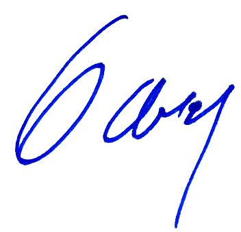 Gary Signature