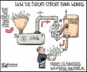 How Export-Import-Bank Works