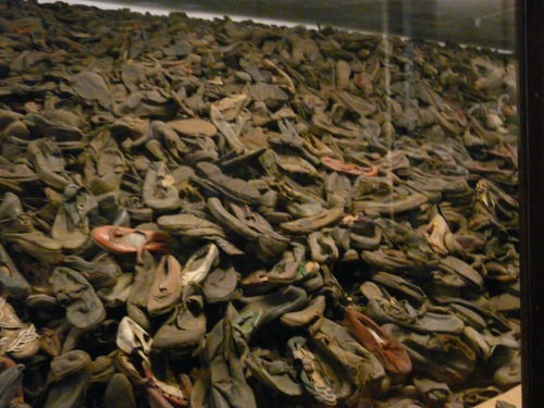 Shoes From Jews Killed By Nazis