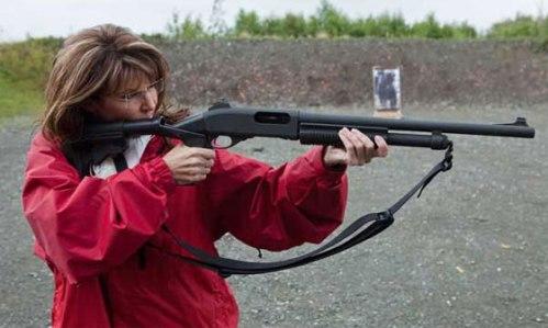 Sarah Palin Bear Practice Sarah Palin's Alaska